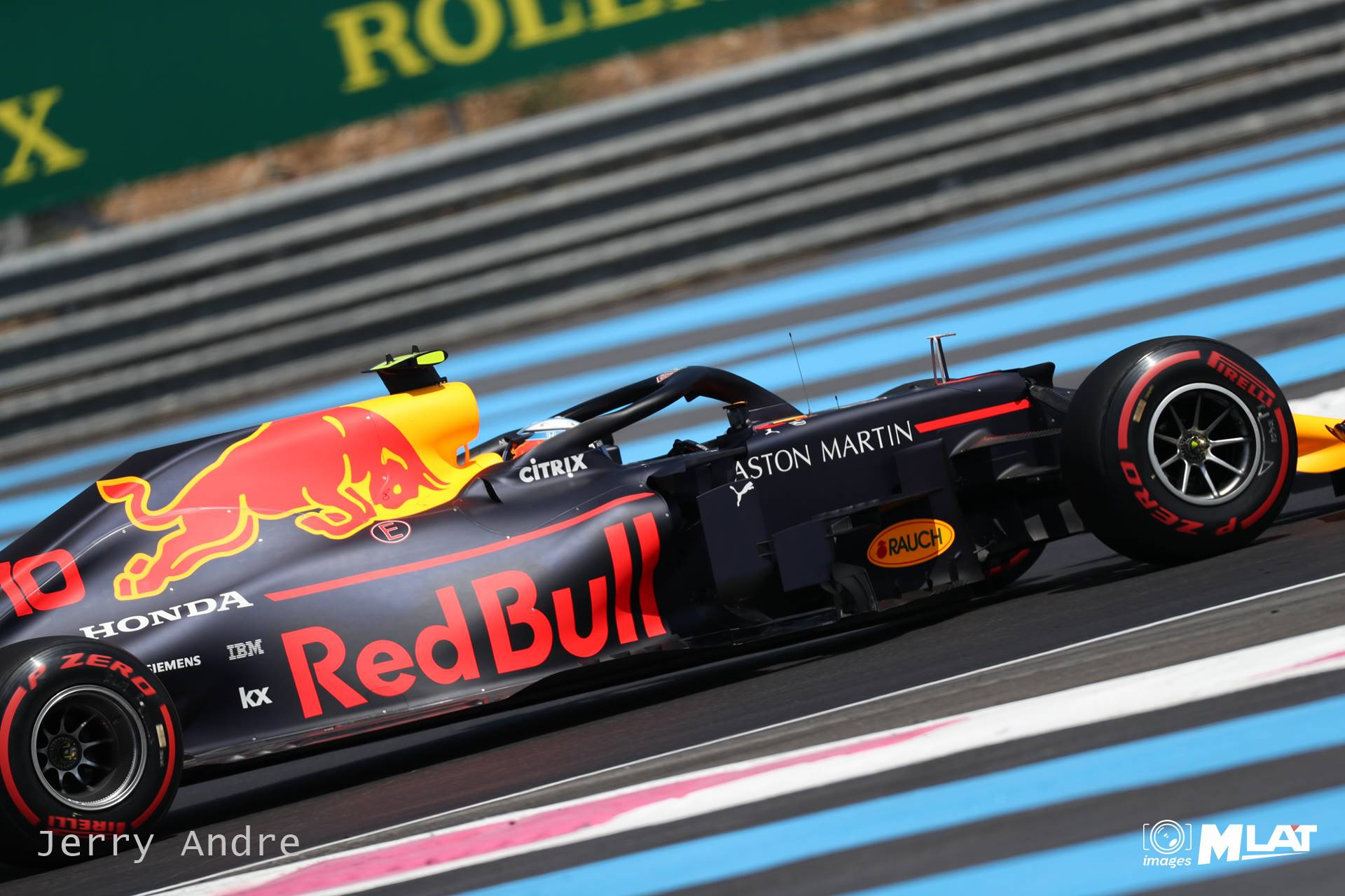 Pierre Gasly   Aston Martin Red Bull Racing