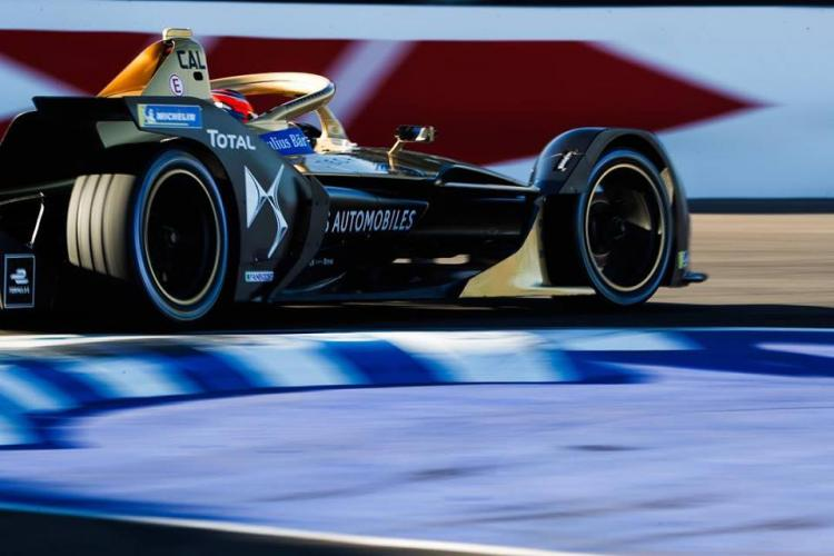 DS TECHEETAH Media