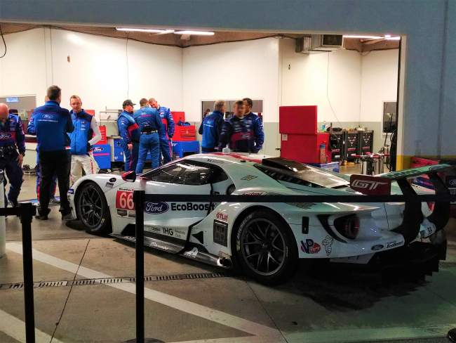 CGR Ford GT